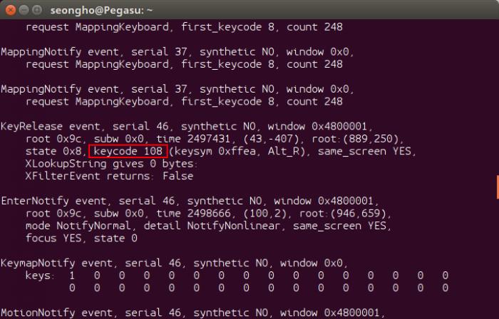 ubuntu-hangul-keycode-108